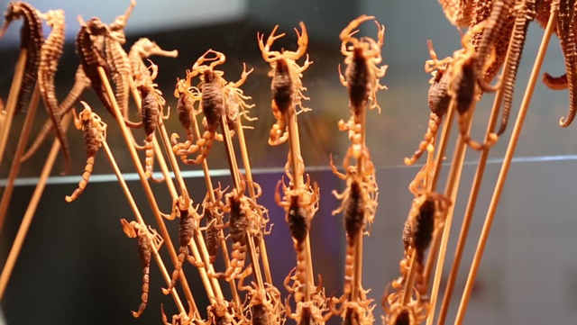 غذاهای خیابانی چین