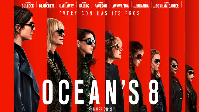 بازیگران : Sandra Bullock, Cate Blanchett, Anne Hathaway